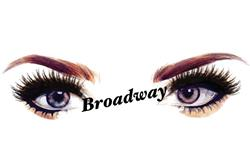 LASHES ON BROADWAY